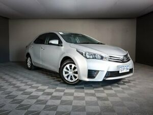 2014 Toyota Corolla ZRE172R Ascent S-CVT Silver 7 Speed Constant Variable Sedan Maddington Gosnells Area Preview