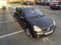 Renault Clio 1.1 Extreme 2003. IDEAL FIRST CAR! LOW MILEAGE!