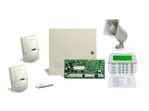 Digital Intrusion Alarm Systems
