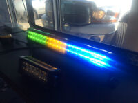 """51"""" LED Light Bar kit For Sale Straight & Curved WITH FREE COVER"""