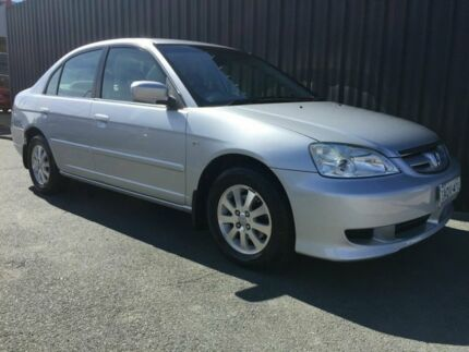 2003 Honda Civic 7TH GEN GLi Silver 4 Speed Automatic Sedan Phillip Woden Valley Preview