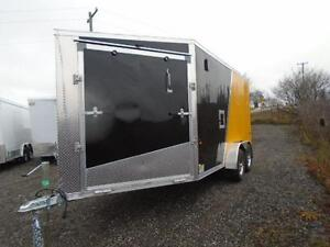 ENCLOSED SNOWMOBILE TRAILERS AT ROCK BOTTOM PRICES London Ontario image 7