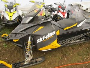 2012 Ski-Doo Renegade Backcounty 800 ETEC with electric start