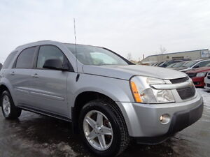 SOLD-2005 Chevrolet Equinox GFX EDITION-AWS-SUNROOF--ONLY 137k