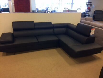 Lounge in black or white new liquidation centre all must go wow