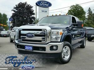 2015 Ford Super Duty F-250 XLT *DIESEL* *1 OWNER* *CAMERA*