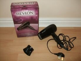 Revlon Lightweight Dry Compact Hairdryer - Model 9109U