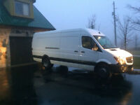 WANTED: Delivery Work for Owner-Operator of Mercedes-Sprinter