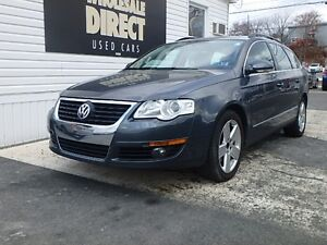 2009 Volkswagen Passat WAGON 6 SPEED 2.0T