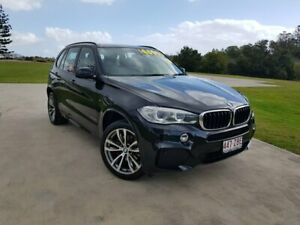 2014 BMW X5 F15 sDrive25d Black 8 Speed Automatic Wagon Gympie Gympie Area Preview