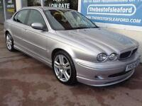 Jaguar X-TYPE 2.5 V6 4x4 AWD LE auto 2005 XS LOW Miles 57k P/X Swap