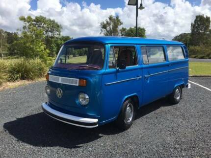 VW Kombi Deluxe 8 seater Bus Morayfield Caboolture Area Preview