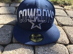 New Era  Men's Dallas Cowboys 59Fifty Fitted Hat Size 7 1/4