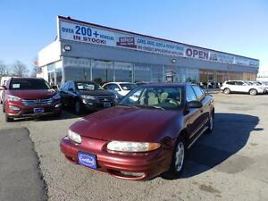 2002 Oldsmobile Alero GX CERTIFIED E-TESTED WARRANTY AVAILABLE