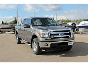 2014 Ford F-150 XLT SK Tax Paid SuperCrew 4X4*Backup Camera*