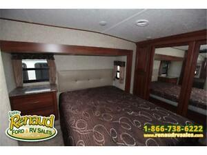 New 2017 Forest River Wildcat 323 MK 5th Wheel Windsor Region Ontario image 6