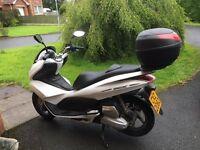 2011 Honda PCX 125cc -