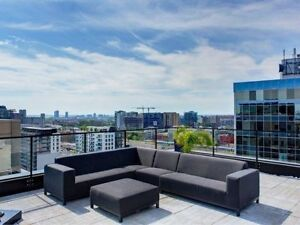 3 1/2  Furnished:  Financial District/ Old Port + 1Month FREE