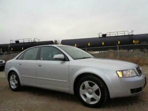 2004 AUDI A4 1.8 TURBO-LEATHER-SUNROOF-SUPPER CLEAN--ONLY 145K