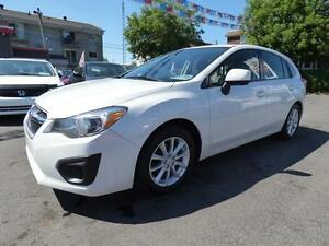 2012 SUBARU IMPREZA 2.0I TOURING PKG (AUTOMATIQUE, AWD, FULL!!!)