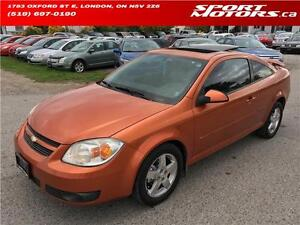 2005 Chevrolet Cobalt! New Brakes! A/C! Sunroof! London Ontario image 1