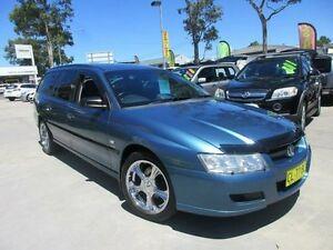 2005 Holden Commodore VZ Executive Blue 4 Speed Automatic Wagon North Parramatta Parramatta Area Preview