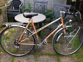 Royale Raleigh racer bike