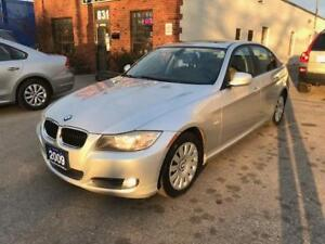 2009 BMW 3 Series 323i AUTOMATIC, LEATHER/SUNROOF/NO ACCIDENT