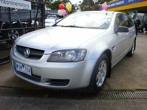 2008 Holden Commodore VE MY09 Omega Sportwagon Nitrate Silver 4 Speed Automatic Wagon Dandenong Greater Dandenong Preview