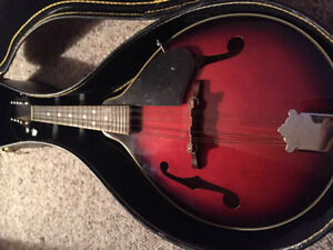 """Mandolin """"Tradition"""". Excellent condition, NEW strings.  $120"""