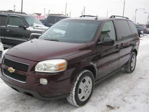 2006 Chevrolet Uplander 129 000 kms! $4998