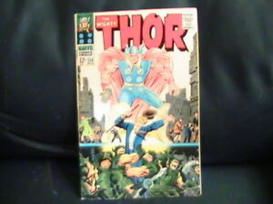 The mighty Thor comic book
