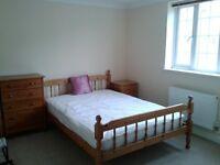 Ensuite double room in modern flat inc bills