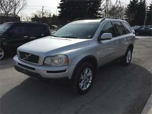 2007 Volvo XC90 AWD, Safety & ETEST for ON or QC INCL.