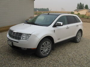 2009 Lincoln MKX limited edition SUV, Crossover