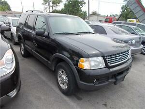 2003 Ford Explorer XLT RUNS AND DRIVES AS-TRADED AS-IS