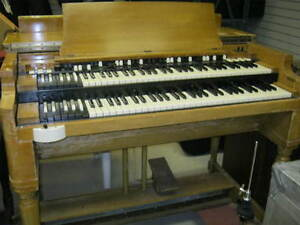 Hammond organs and Leslies buy, sale, trade, and service