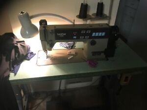 Sewing machine plane automatic brother exedra