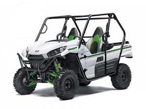 2016,2017 KAWASAKI SIDE BY SIDE REMAINING IN STOCK 2AND4 SEATERS