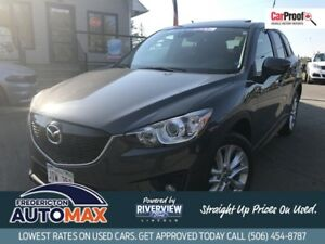 2015 Mazda CX-5 GT AWD! Leather! Navigation! Sunroof!