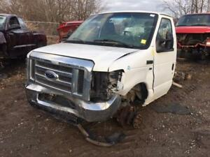 2012 Ford E450 Cube Van just in for parts at Pic N Save!
