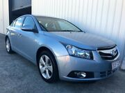 2009 Holden Cruze JG CDX Blue 5 Speed Manual Sedan Parkwood Gold Coast City Preview
