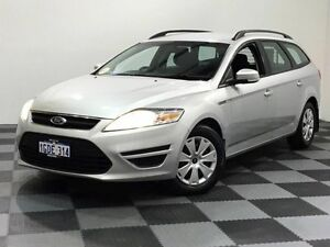 2011 Ford Mondeo MC LX PwrShift TDCi Silver 6 Speed Sports Automatic Dual Clutch Wagon Edgewater Joondalup Area Preview