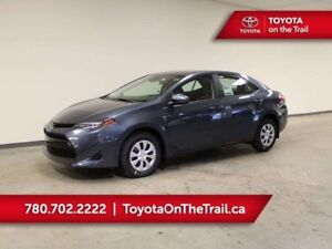 2019 Toyota Corolla CE CVT; A/C, SAFETY SENSE, BACKUP CAMERA