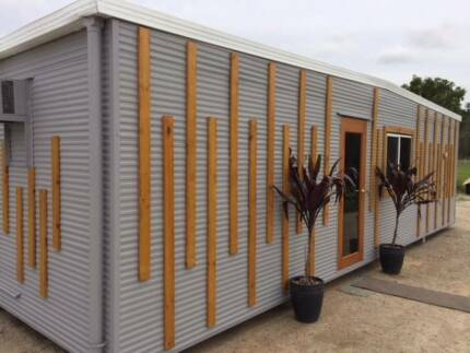 Demountable Building / Portable Granny Flat / Tiny House / Cabin
