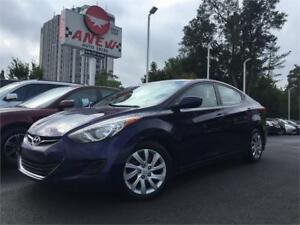 2013 Hyundai Elantra GLS | CERTIFIED | NO ACCIDENTS | ONE OWNER