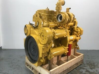Caterpillar 3406e Good Used Diesel Engine Tag16188
