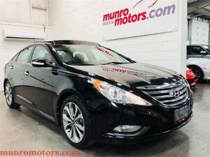 2014 Hyundai Sonata Limited Technology Pano BLIS Warranty