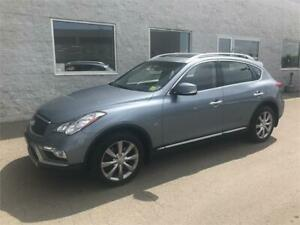 2016 INFINITI QX50 3.7L V6 | AWD | LEATHER | SUNROOF |