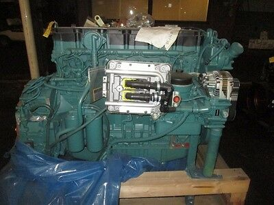 Volvo TAD761VE - 215HP - BRAND NEW SURPLUS - DIESEL ENGINE FOR SALE